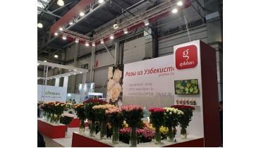 Цветочная продукция представлена в Москве